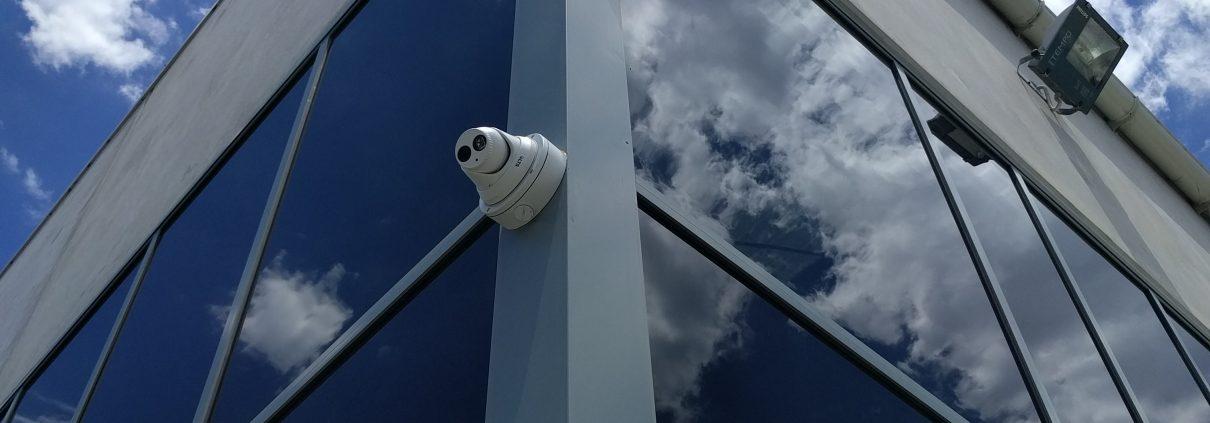 IP CCTV external cameras Rotoplas Unanderra Illawarra
